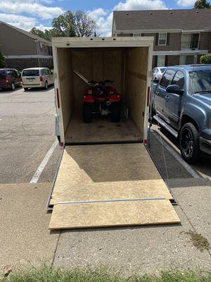 Wells cargo Utility trailer. for Sale in Ann Arbor, MI