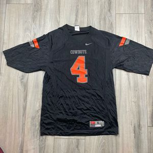Nike Oklahoma State Cowboys Football Jersey* men's small* great shape for Sale in Spokane, WA
