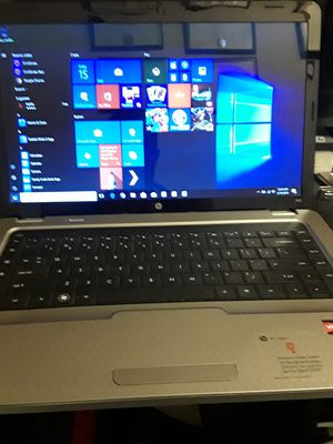 """Gray HP Laptop G62, 15"""" for Sale in Silver Spring, MD"""