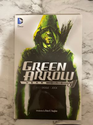 Green Arrow Year One for Sale in Tacoma, WA