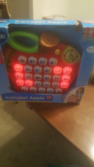 Brand New Alphabets and Time Learning VTech for Sale in Lindenwold, NJ