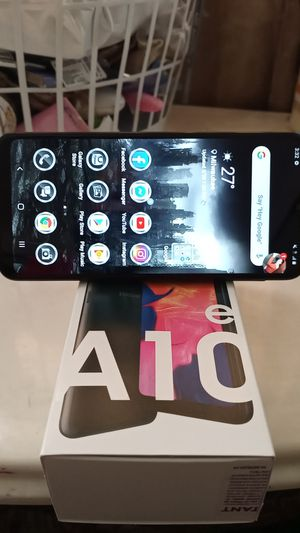 Samsung Galaxy A10e for Sale in Milwaukee, WI