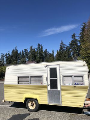 1970's Prowler Trailer Camper for Sale in Seattle, WA