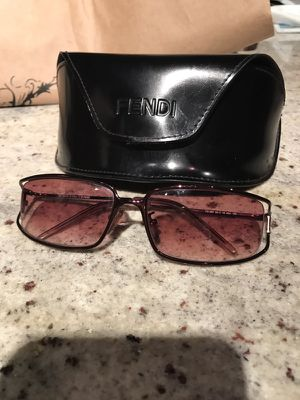 Authentic Fendi Sunglasses for Sale in Portland, OR
