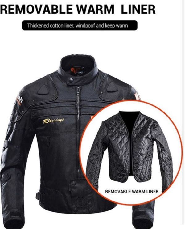 Motorcycle Jacket Motorbike Riding Jacket