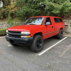 2000 Chevrolet Silverado 1500 for Sale in Seattle, WA