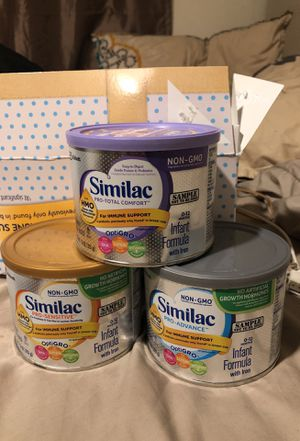 Free - Similac formula. for Sale in Chico, CA