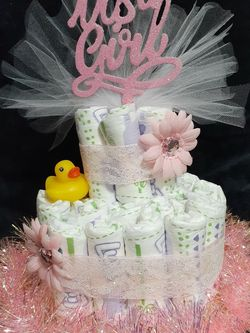 Diaper Cake Newborn for Sale in Maryville,  TN