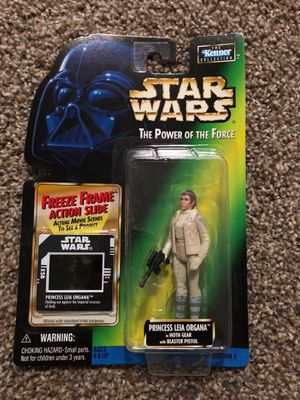 Princess Lea collectible action figure for Sale in Seattle, WA
