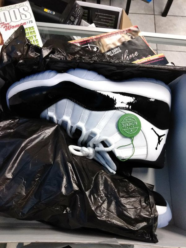 Jordan 11 Concords 100% authentic