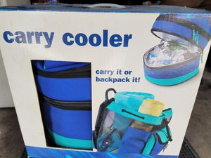 Carry Cooler/Backpack for Sale in Lakewood, CA