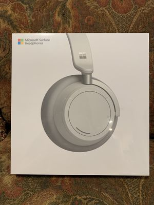Microsoft surface headphones. Brand new. In package for Sale in Carnation, WA
