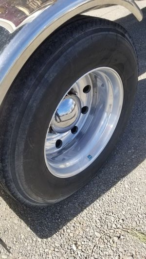Semi Truck Tires/Wheels for Sale in Dixon, CA