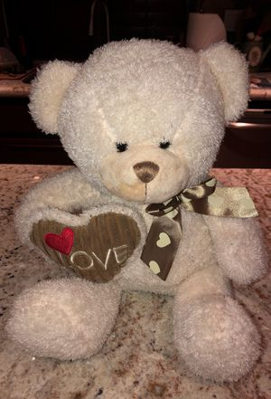 Stuffed Love Teddy Bear for Sale in Chino Hills, CA