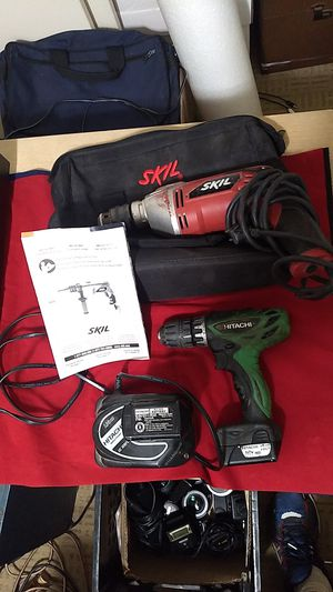 Power tools Hitachi and Skil for Sale in San Diego, CA