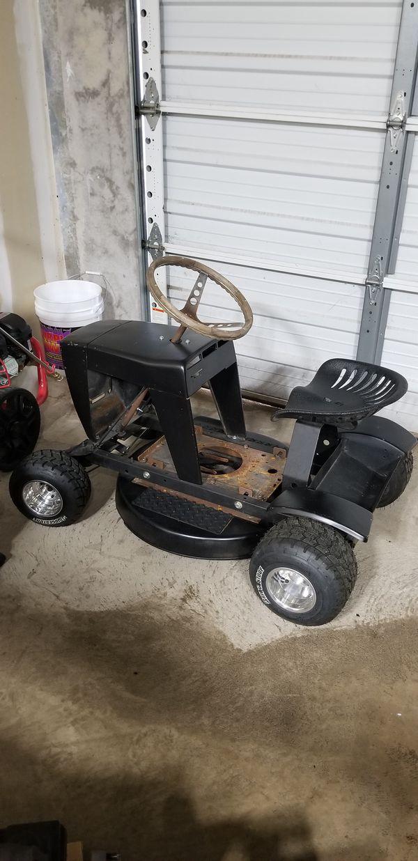 Lawnmower/Go kart......