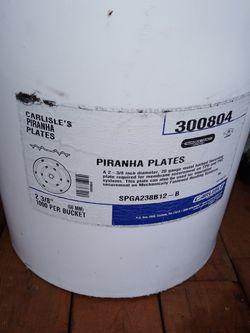 Piraña Plates for Sale in Dallas,  TX