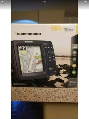 New Humminbird 597CI HD Combo fishfinder. for Sale in Gilbert, AZ