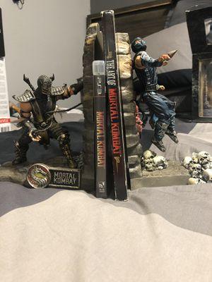 Mortal kombat kollectors edition ps3 for Sale in Riverside, CA