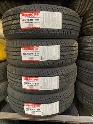 195/65/15 new tire for Sale in Arlington, TX