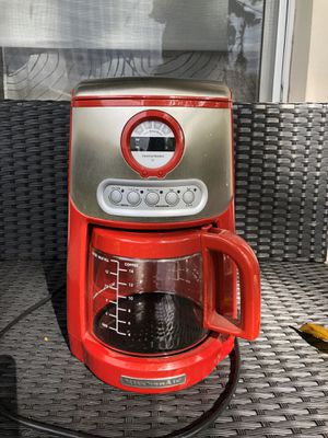 Kitchen Aid Coffee Maker NEW for Sale in HALNDLE BCH, FL
