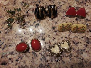 Costume Earrings for Sale in Marietta, GA