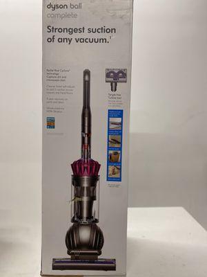 Dyson Ball Multi Floor Origin Upright Vacuum, Fuchsia for Sale in View Park-Windsor Hills, CA