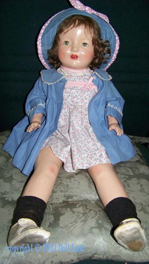 """Horsman """"Mama"""" Doll for Sale in Cary, NC"""