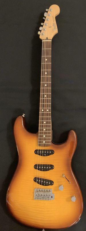 2004 Fender Standard FMT Stratocaster Excellent SSS Electric Guitar for Sale in West Covina, CA