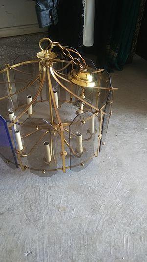 8 candle chandelier for Sale in Broken Arrow, OK
