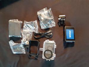 Vivtar 4k action camera for Sale in Mystic Islands, NJ