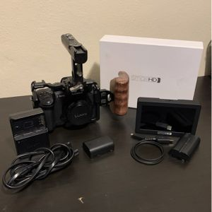 "🆕 Panasonic Lumix GH5 ""NEW"" 🔹™️ for Sale in Ocotillo, CA"