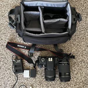 canon eos rebel t6i dslr camera for Sale in Redmond, WA