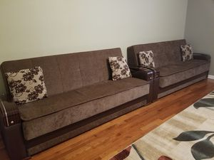 Reclining sofa for Sale in Vancouver, WA