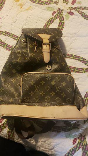 Louis vuitton bookbag for Sale in Chamblee, GA