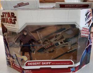 New Star Wars Desert Skiff with Anakin figure. for Sale in Apopka, FL