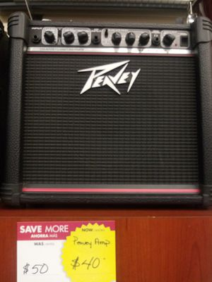 Peavey Amp $40 for Sale in Oak Park, IL