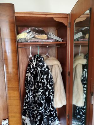 Antique armoire for Sale in Graham, WA