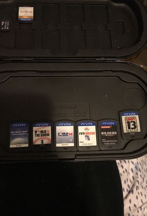 Ps Vita Games for Sale in Boston, MA