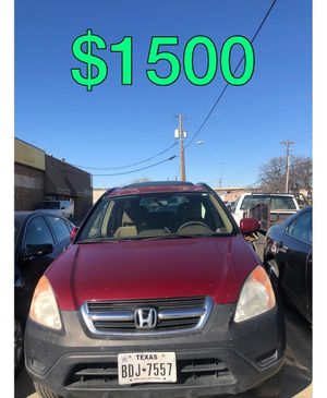2005 Honda CRV for Sale in Dallas, TX