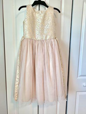 Flower girl dress size 10 (large) for Sale in Redington Shores, FL