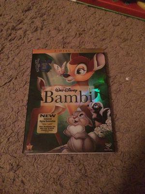 Bambi DVD movie for Sale in Edgewood, WA