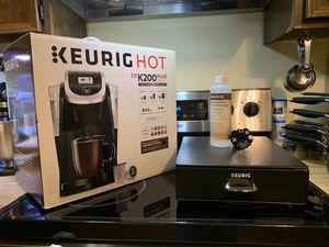 Keurig K200 Plus for Sale in El Cajon, CA