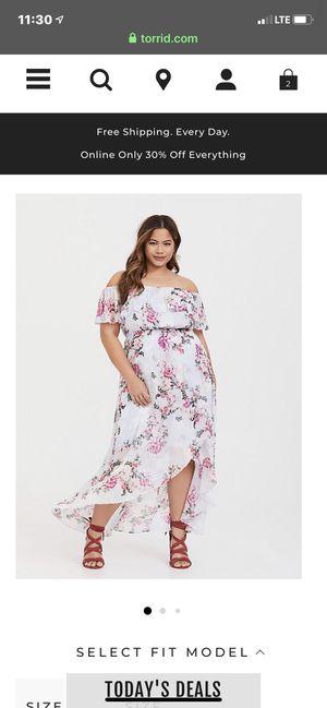 Torrid size 6 dress for Sale in Peoria, AZ
