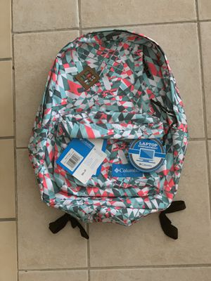 Columbia laptop backpack for Sale in Grand Prairie, TX