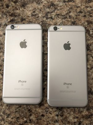 Like New! 2~Unlocked iPhone 6s ~ AT&T, T-Mobile, MetroPCS for Sale in Costa Mesa, CA