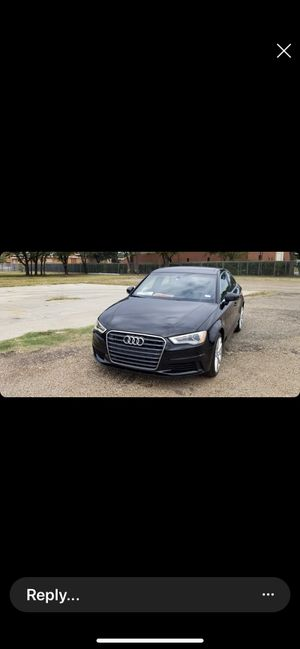 2015 Audi A3 for Sale in Grand Prairie, TX