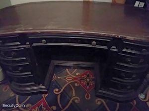 Antique desk. for Sale in Jacksonville, FL