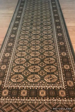 Wool Area Rug 3x10 Brand New for Sale in Burke, VA