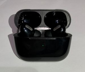 Portable Black Air Pro Super Bass Wireless Earbuds for Sale in Federal Way, WA